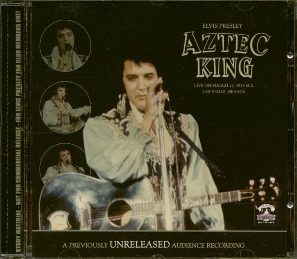 Aztec King (CD)