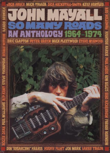 So Many Roads (4-CD Box)