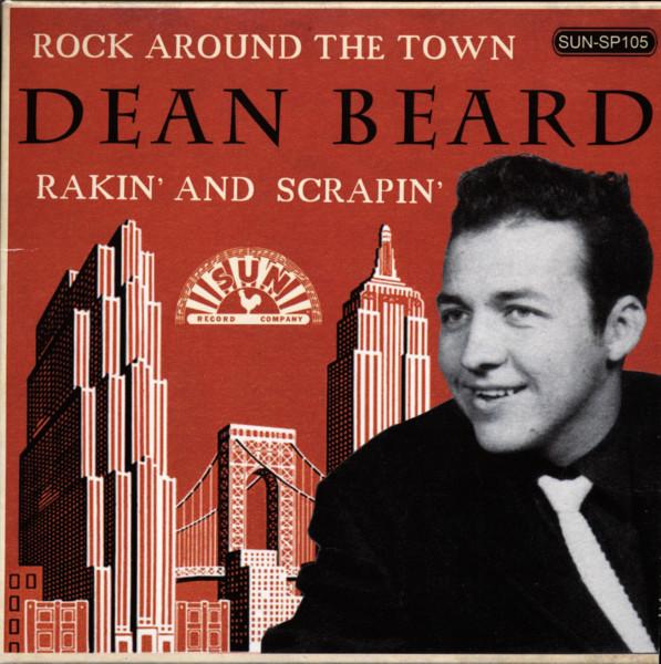 Rock Around The Town b-w Rakin' And SCrapin 7inch, 45rpm