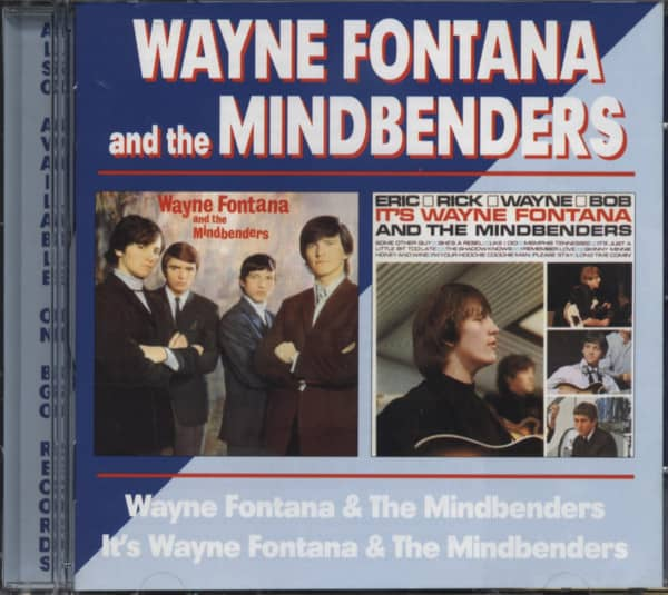 & The Mindbender - It's Wayne Fontana And....