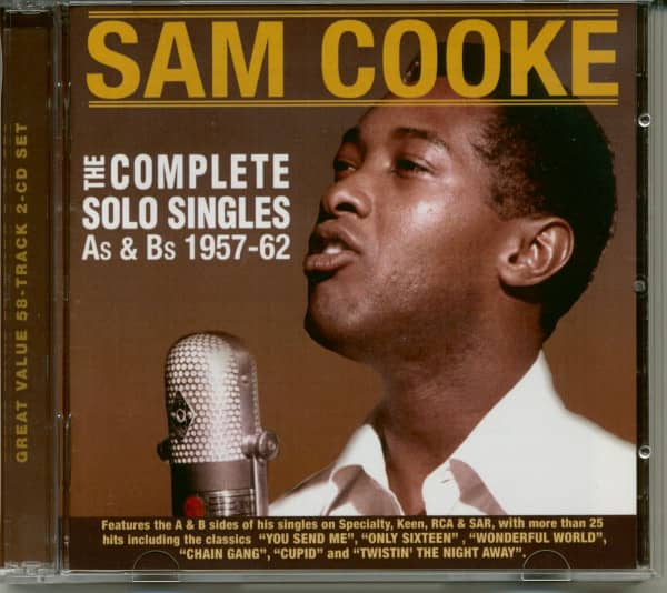 The Complete Solo Singles As & Bs 1957-62 (2-CD)