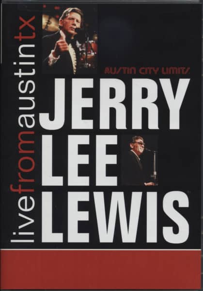 Live From Austin TX (DVD)