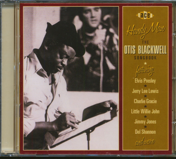 Handy Man - The Otis Blackwell Songbook (CD)