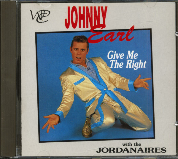 Give Me The Right (CD)