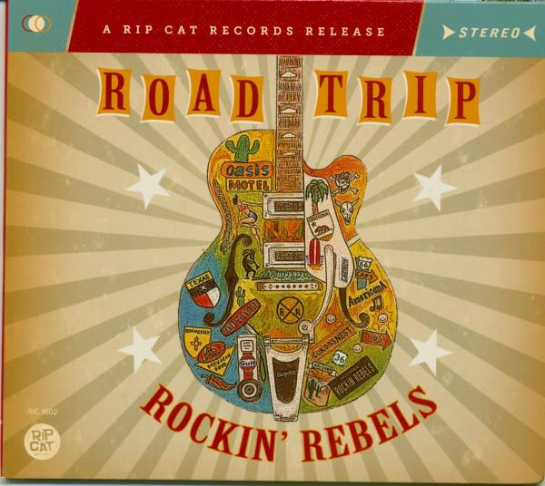 Road Trip (CD)