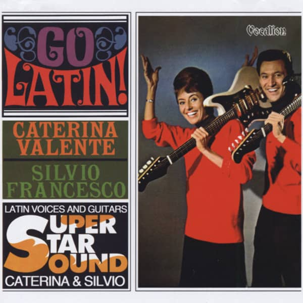 Go Latin ! & Latin Voices And Guitars