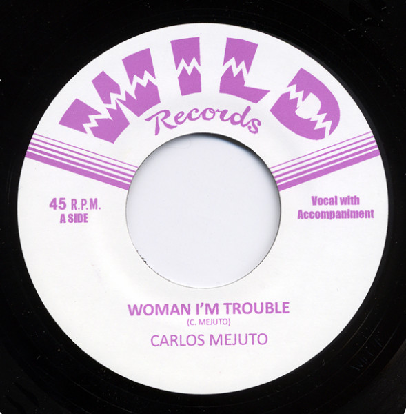 Woman I'm Trouble - Closed For Repairs 45 rpm