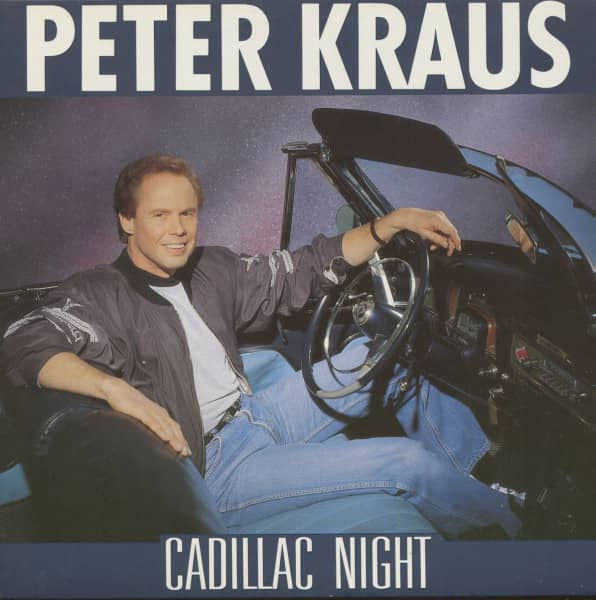Cadillac Night (LP)