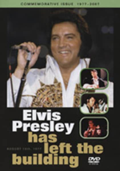Elvis Has Left The Building - Docu - TV News (DVD)