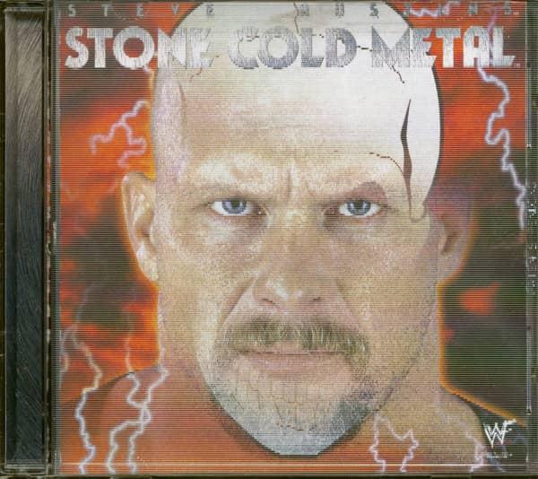 Steve Austin's Stone Cold Metal (CD)