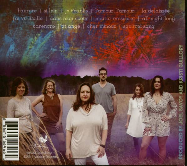 L'auroe (CD)