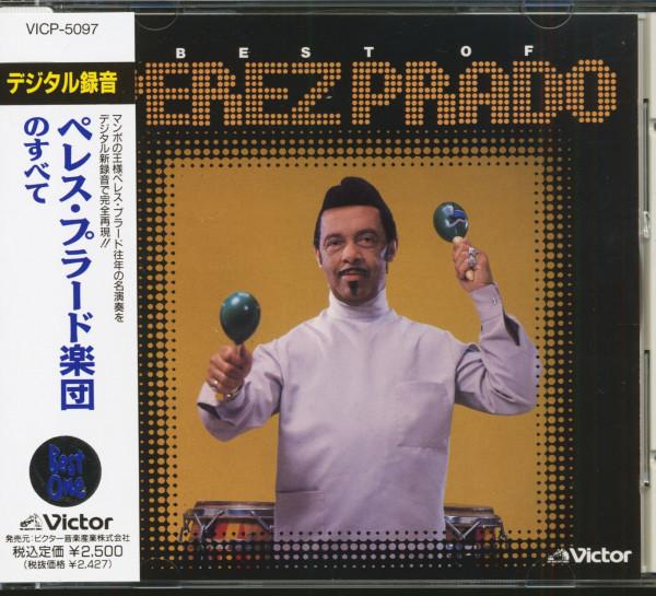 Perez Prado (CD, Japan)