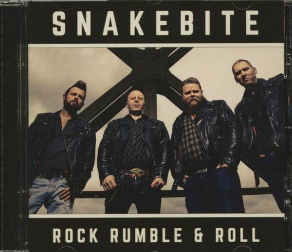 Rock Rumble & Roll (CD)