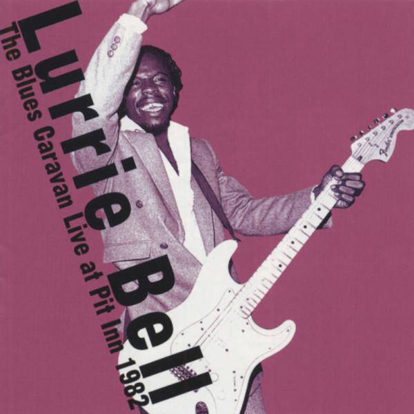 Blues Caravan, Live At Pit In 1982 (CD)