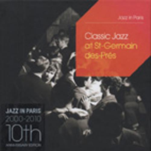 Classic Jazz At Saint-Germain-Des-Pres 3-CD
