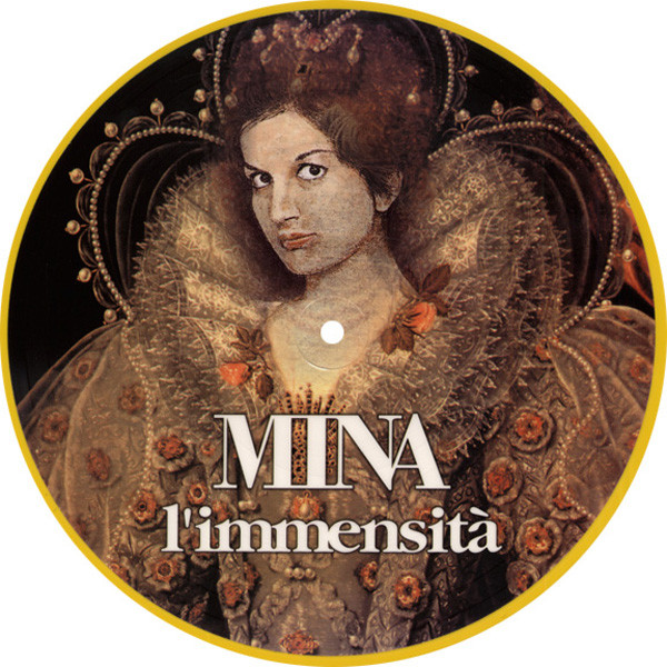 L'immensita - Picture Disc