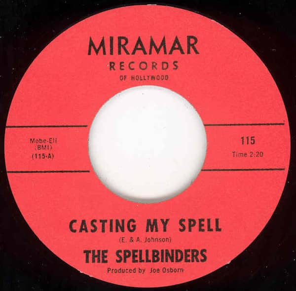 Casting My Spell - To Take A Heart