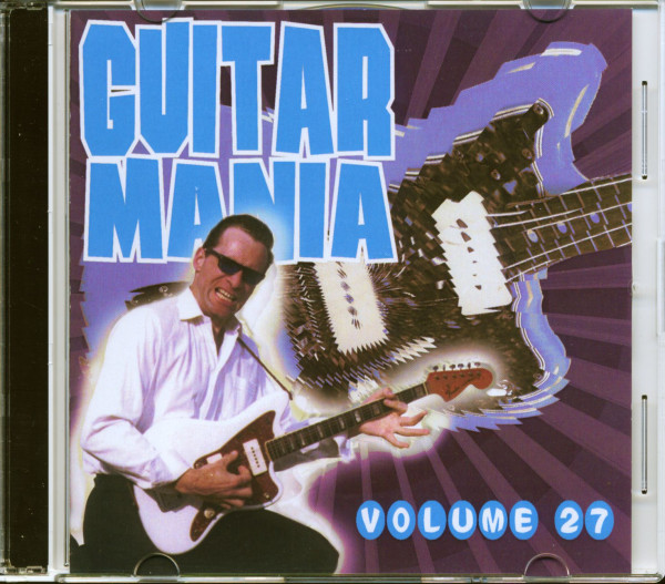Guitar Mania Vol.27 (CD)