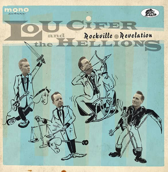Rockville Revelation (LP)