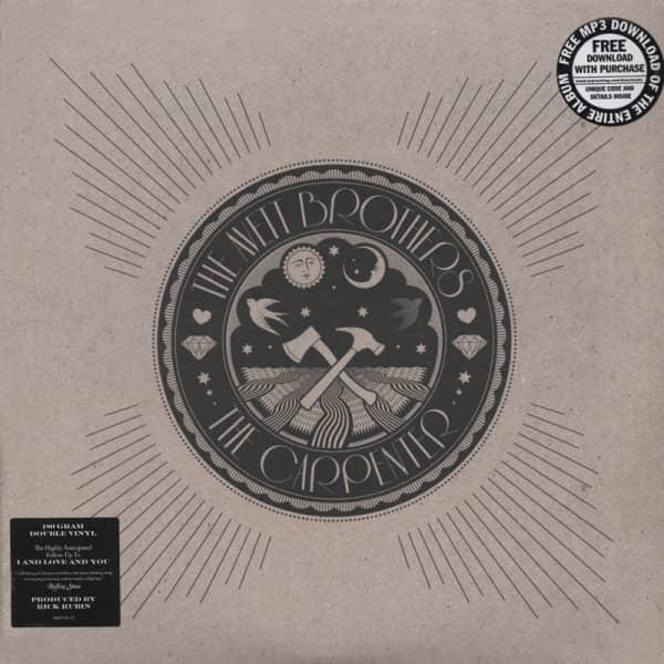 Carpenter (2012) 2x180g Vinyl&MP3DL