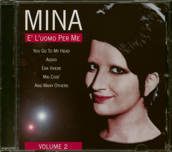 E' L'uomo Per Me Volume 2 (CD)