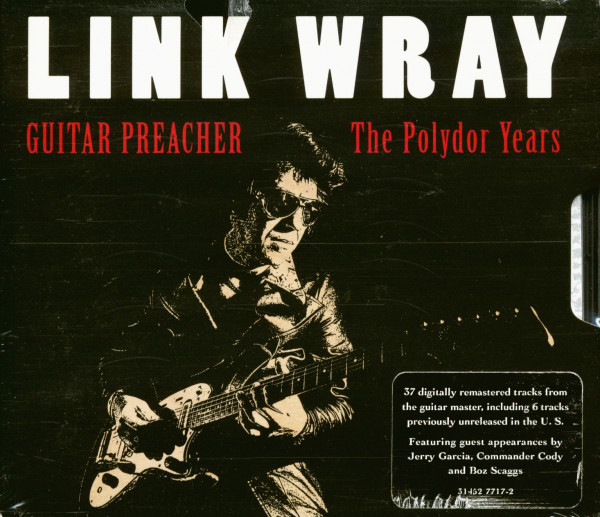 Guitar Preacher - The Polydor Years (2-CD)