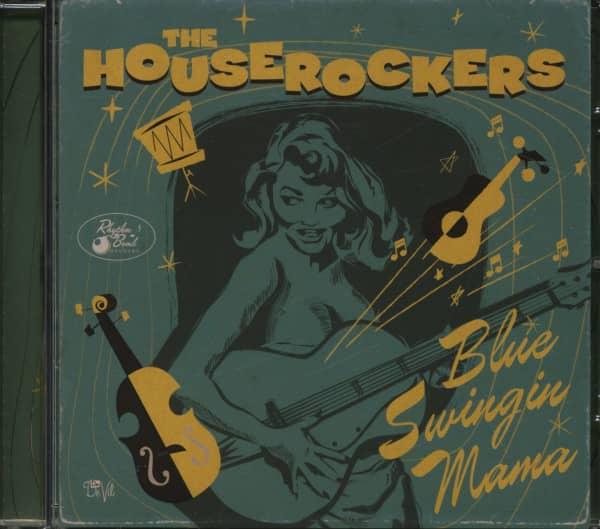 Blue Swingin' Mama (CD)