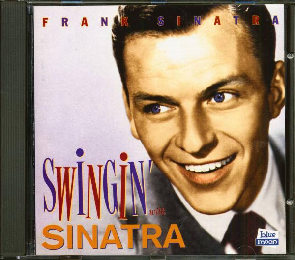 Swingin' With Sinatra (CD)