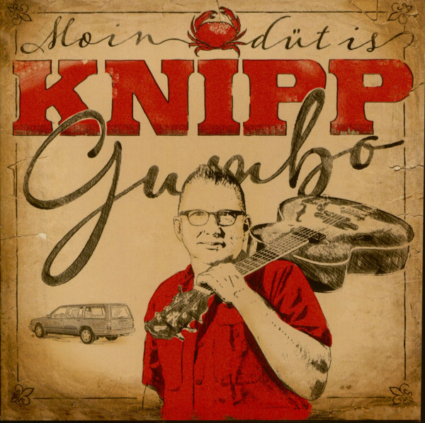 Moin, düt is Knipp Gumbo (CD)