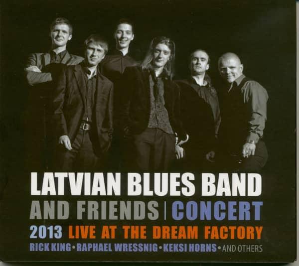 Live At Dream Factory 2013 (CD Album)