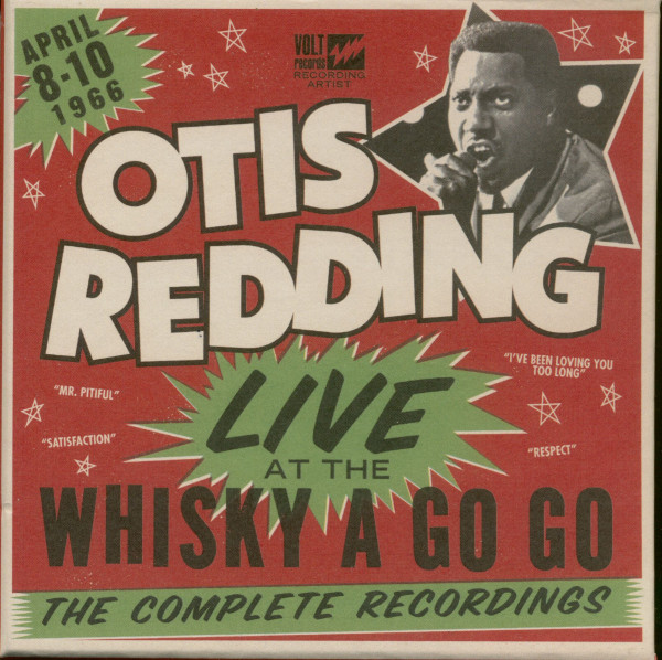 Live At The Whiskey A Go Go: The Complete Recordings (6-CD)