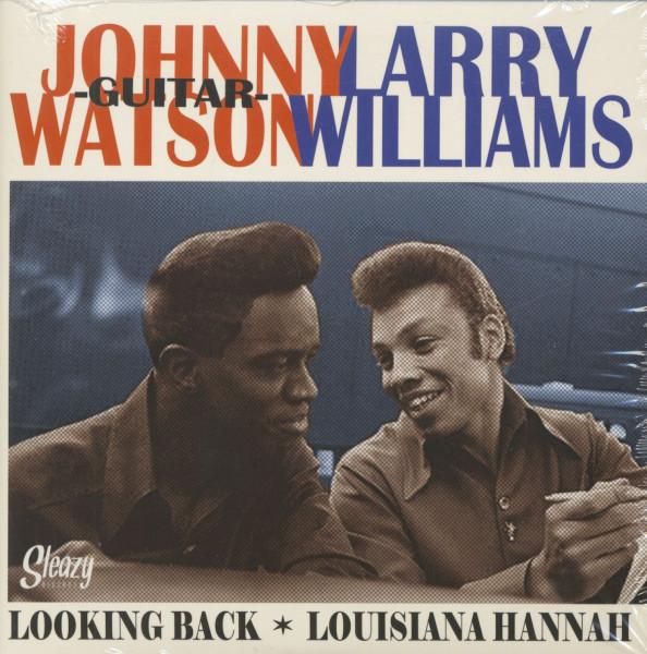 Looking Back - Louisiana Hannah (7inch, 45rpm, PS)