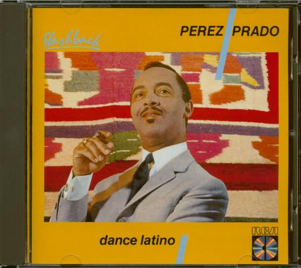 Dance Latino (CD)