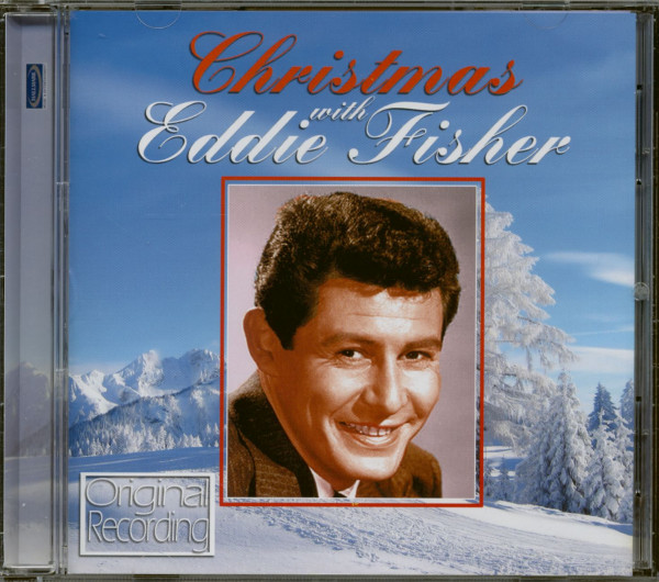 Christmas With Eddie Fisher (CD)