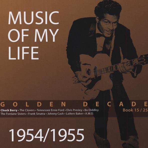 1954 - 55 Golden Decade (Book & 4-CD) #15-25