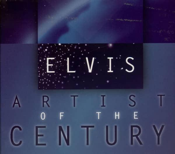 Artist Of The Century - 1998 Promo Sampler (CD)