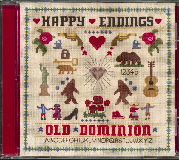 Happy Endings (CD)