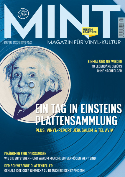 Mint Magazin #22, August 2018