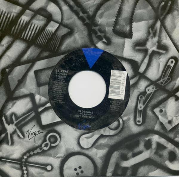In Dreams - Leah (7inch, 45rpm, BC, CS)