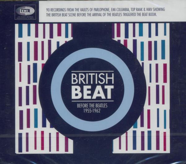 British Beat Before The Beatles (4-CD)