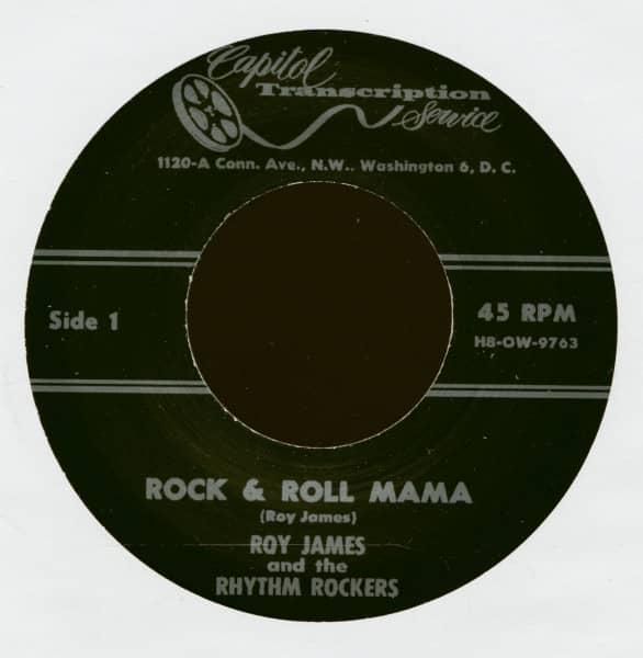 Rock & Roll Mama - I'll Always Be Happy (7inch, 45rpm)