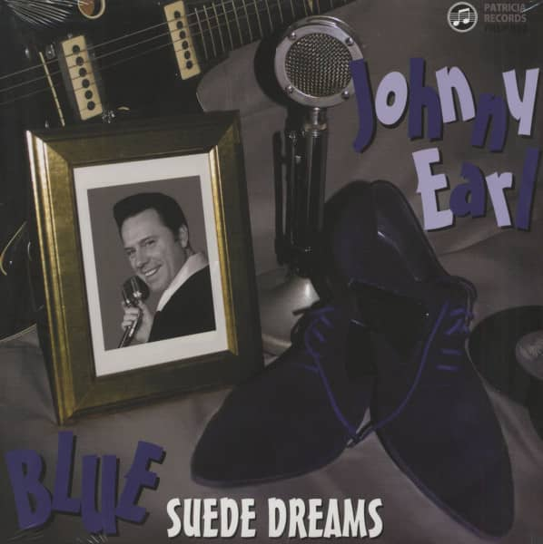 Blue Suede Dreams (LP)