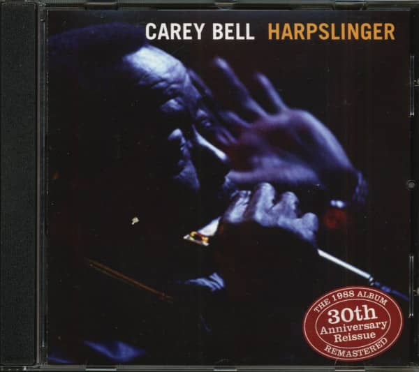 Harpslinger - 30th Anniversary Edition (CD)