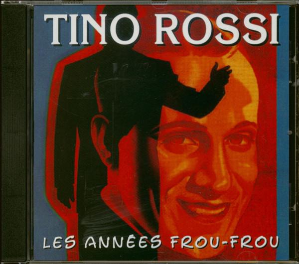 Les Années Frou Frou (CD)