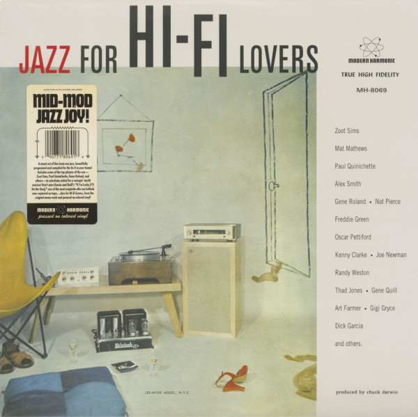 Jazz For Hi-Fi Lovers (LP)