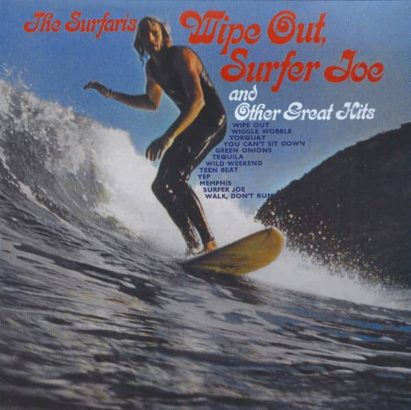 Wipe Out, Surfer Joe And Other Great Hits (CD)