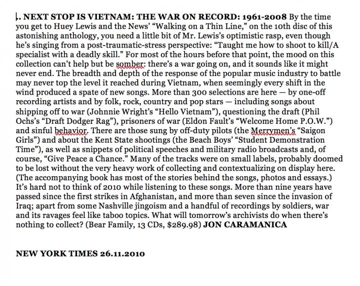 Press-Archive-Next-Stop-Is-Vietnam-New-York-Times