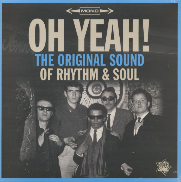 Oh Yeah - The Original Sound Of Rhythm And Soul (LP)