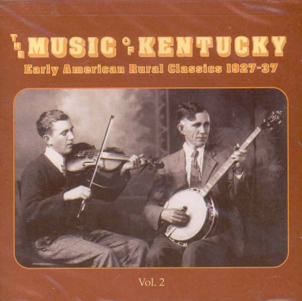 Vol.2, Music Of Kentucky