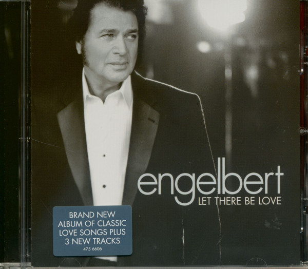 Let There Be Love (CD)